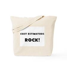 Cost Estimators ROCK Tote Bag