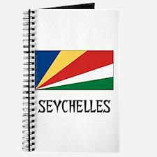 Seychelles Flag Journal