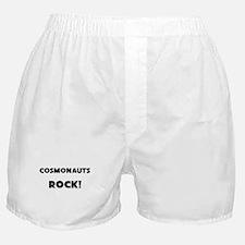 Cosmonauts ROCK Boxer Shorts