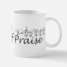 Hands of Praise/no name added Mug