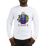 Giacomelli Family Crest Long Sleeve T-Shirt