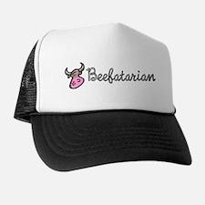 Beefatarian Trucker Hat
