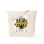 Giacomini Family Crest Tote Bag