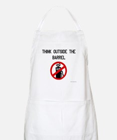 Think Outside The Barrel BBQ Apron