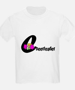 Kids Cheerleader T-Shirt