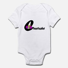 Kids Cheerleader Infant Bodysuit