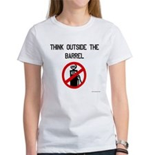 Think Outside The Barrel Tee
