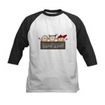 School is Cool Kids Baseball Jersey