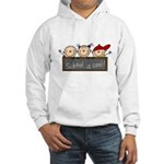 School is Cool Hooded Sweatshirt
