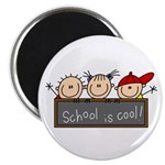 School is Cool Magnet