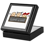 School is Cool Keepsake Box