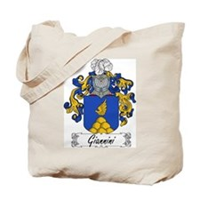 Giannini Family Crest Tote Bag