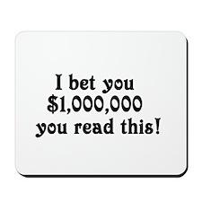 Million Mousepad