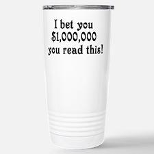 Million Travel Mug