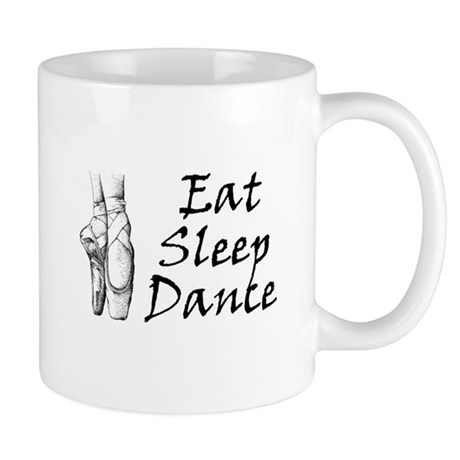 Eat, sleep, dance Mug