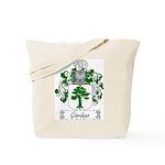 Giordano Family Crest Tote Bag