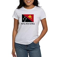 Papua New Guinea Flag Tee