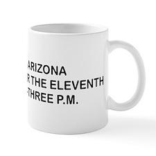 Psycho Date in Phoenix Mug