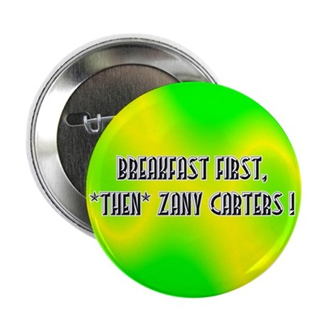 "Zany Carters! 2.25"" Button (100 pack)"