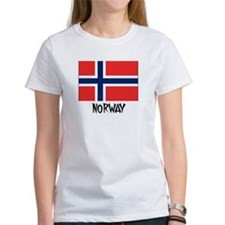 Norway Flag Tee