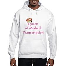 Medical Transcription Hoodie