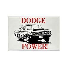 AFTM Dodge Power! Rectangle Magnet