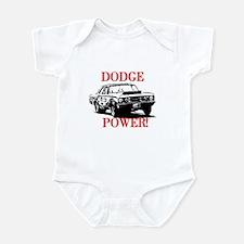 AFTM Dodge Power! Infant Bodysuit