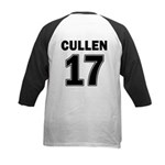 Twilighters Cullen 17 Kids Baseball Jersey