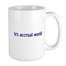 Accountant Ceramic Mugs