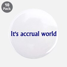 "Accountant 3.5"" Button (10 pack)"