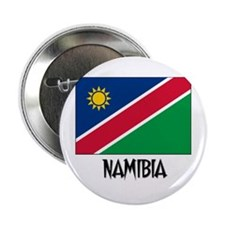 "Namibia Flag 2.25"" Button (10 pack)"