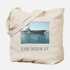 Your USS Midway Tote Bag