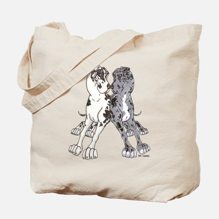 NHNMw Lean Tote Bag