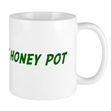 Spikes sweet honey pot Mug