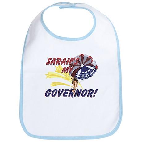 Alaska Governor, Sarah Palin Bib