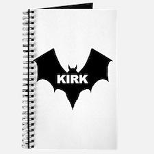 BLACK BAT KIRK Journal