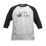 Fun With Zippy Kids Baseball Jersey