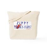 Fun With Zippy Tote Bag
