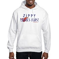Fun With Zippy Hoodie