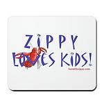 Fun With Zippy Mousepad
