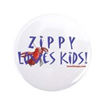 """Fun With Zippy 3.5"""" Button (100 pack)"""