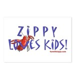 Fun With Zippy Postcards (Package of 8)