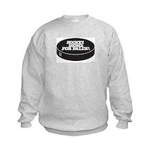 Hockey Moms For Palin! - Sweatshirt