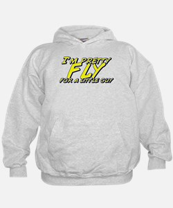 Fly for a Little Guy Hoodie