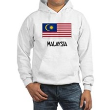 Malaysia Flag Jumper Hoody