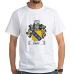 Giudici Family Crest White T-Shirt