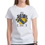 Giudici Family Crest Women's T-Shirt