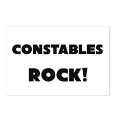 Constables ROCK Postcards (Package of 8)