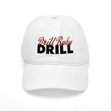 Drill Baby, Drill Baseball Cap