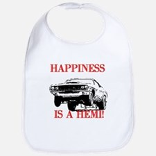 AFTM Happiness Is A Hemi Bib